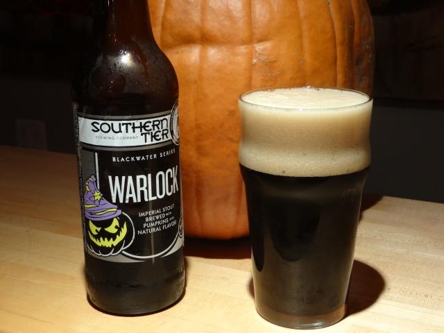 Beer Review Warlock