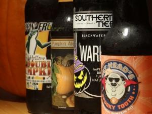 Pumpkin Beers