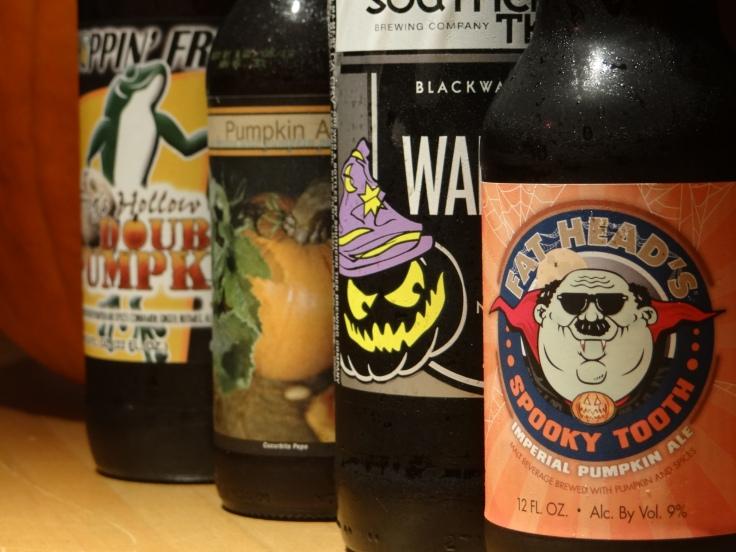 Pumpkin Beers 2