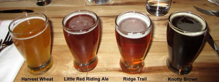 Wolfs Ridge Taster
