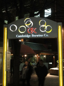 Cambridge Brewing