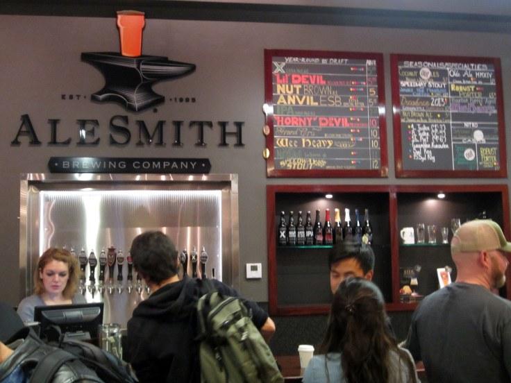 Ale Smith Tasting Room