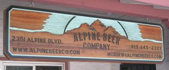 alpine_sign board