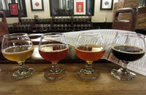 Bruery Flight