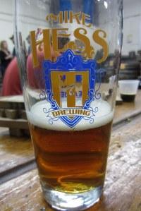 Hess Tasting Glass