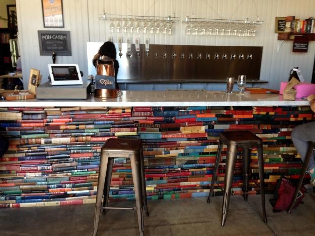 Modern Times Book Bar