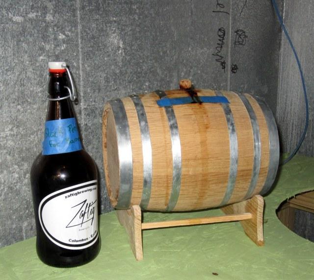 Barrel Aged Black Perle