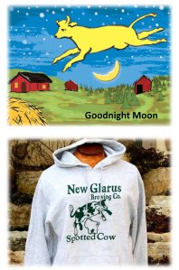 New Glarus vs Goodnight Moon