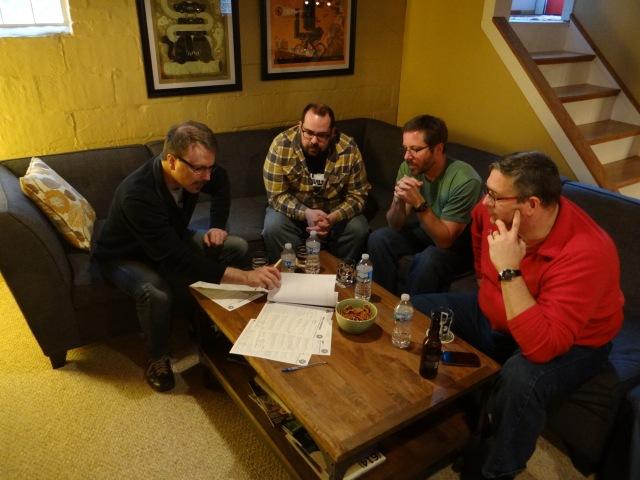 Team 2 - Pat, Josh, Tom and Ralph