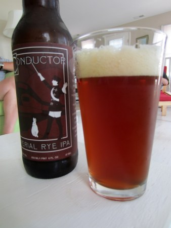 Conductor Imperial Rye