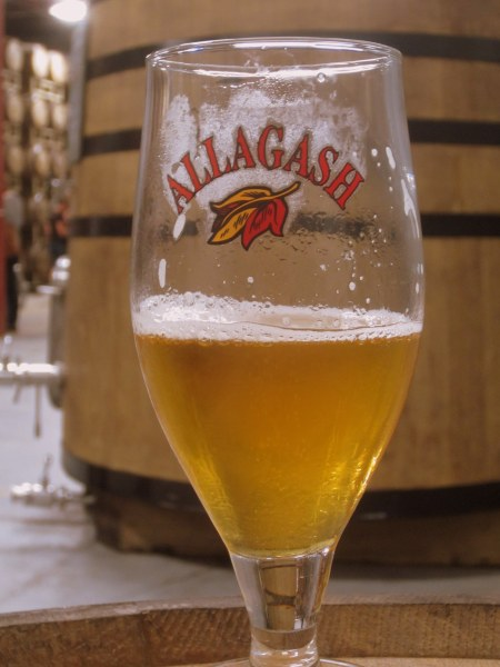 Allagash Glass