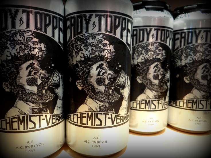 Heady Topper Cans
