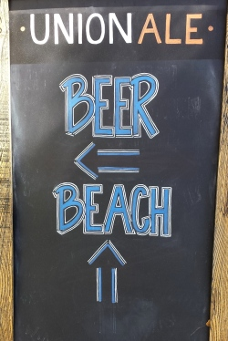 Beer or Beach