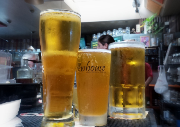 Brewhouse Glasses