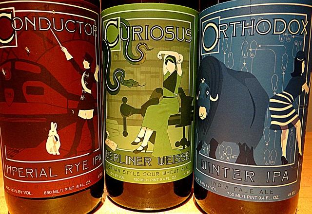 Actual Bottles