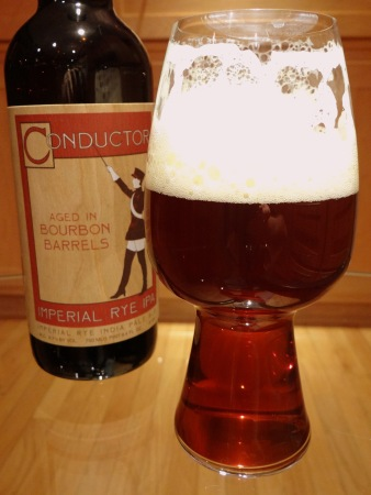 Conductor_Barrel aged