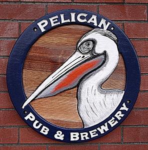 Pelican sign