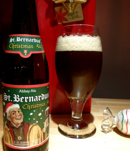 St Bernardus Xmas Ale