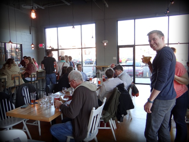 lineage taproom