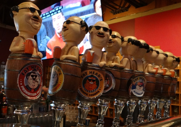 FatHeads Taphandles