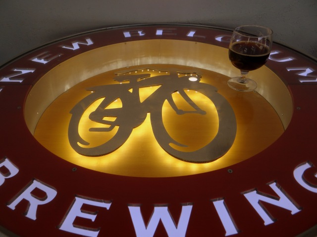 Every New Belgium employee gets a bike after 1 year, a trip to Belgium after 5 years, and a sabbatical after 10 years service.