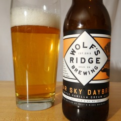 Image result for wolfs ridge brewing clear sky daybreak
