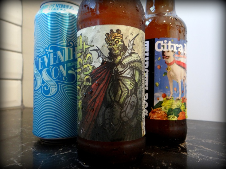 Zombie Dust wears the crown, while Ohio looks to counter with clouds and flying dogs.