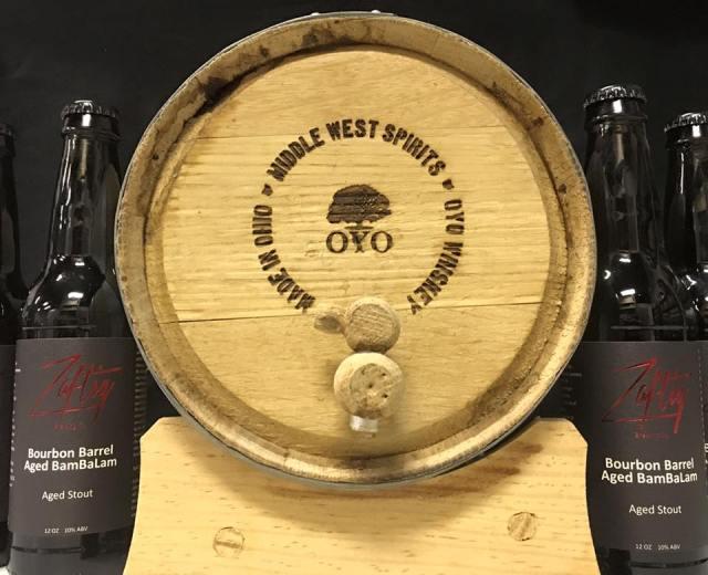 barrel aged bambalam