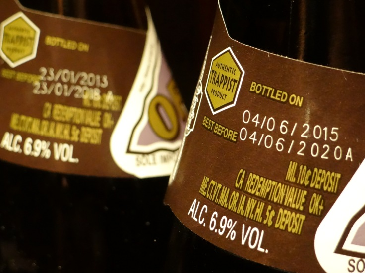 Orval Label Dates