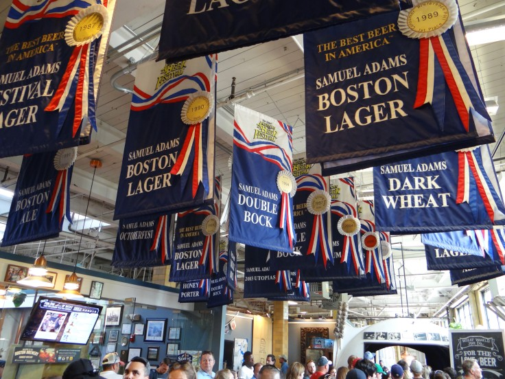 Sam Adams Banners