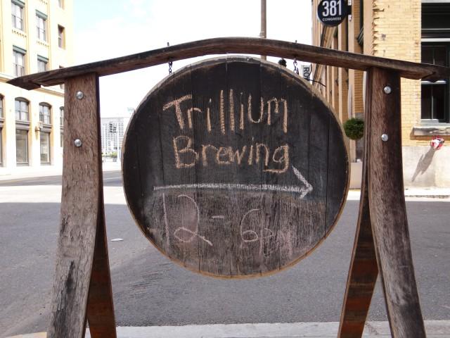 Trillium Sign.JPG