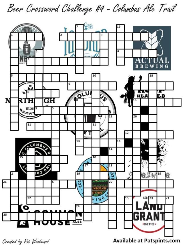 columbus-ale-trail-crossword-puzzle