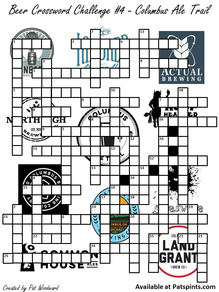 columbus-ale-trail-crossword-puzzle