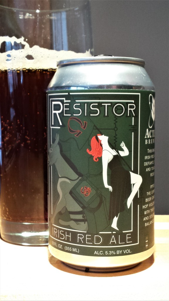 Resistor Irish Red