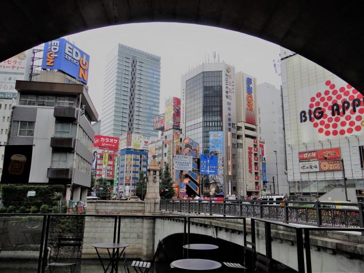 Akihabara from HN Patio