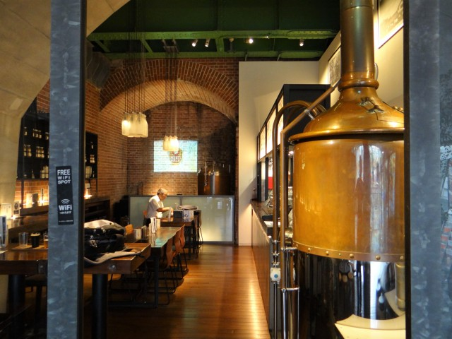 Hitachino Brewing Lab