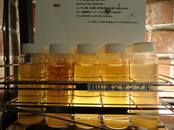 IBU samplers