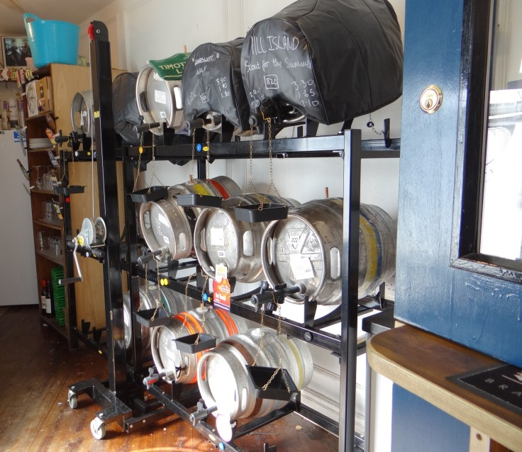 Station House Kegs