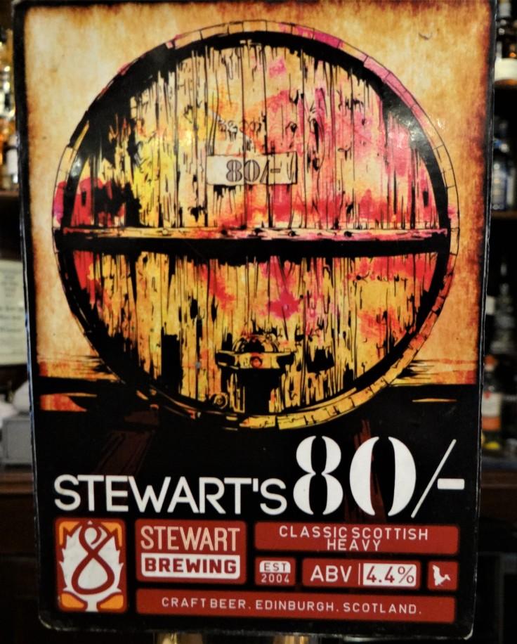 Stewarts 80 schilling