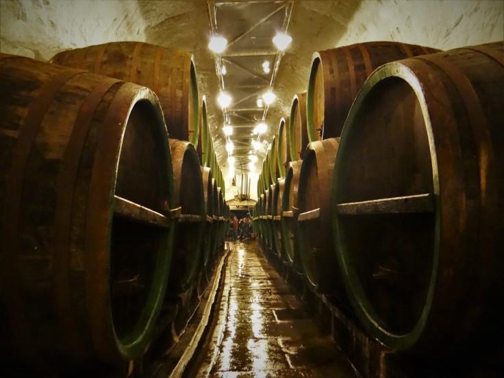 Pilsner Urquell Tunnels