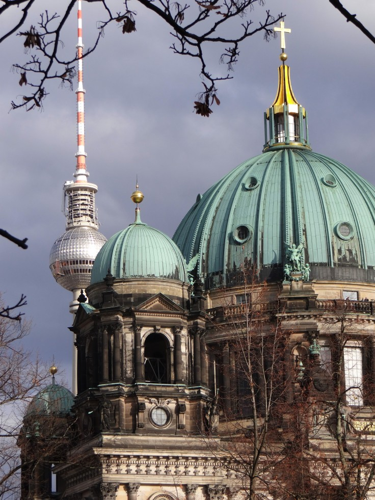 Berlin TV Tower Cathedral