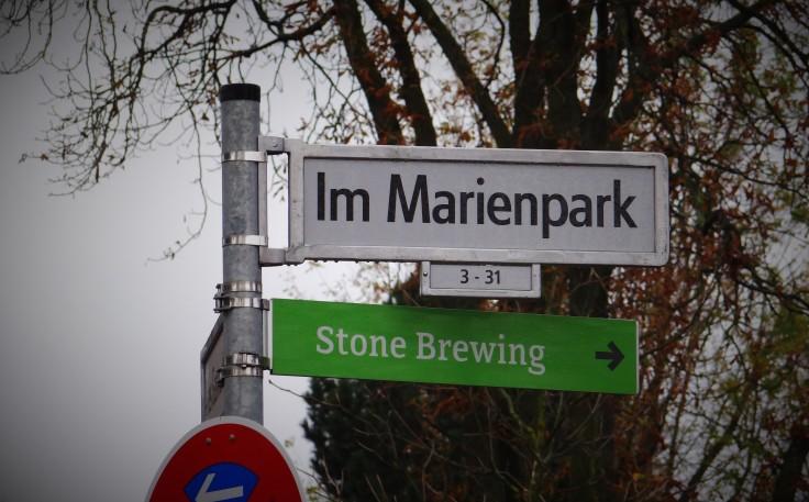 Stone Street Sign