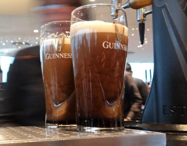 Guinness Pour_Storehouse