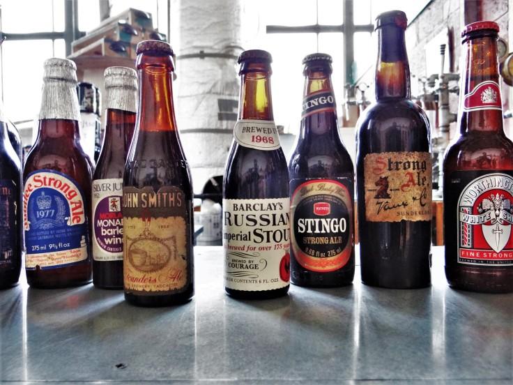 Bygone beers lineup2