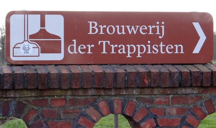 Brouwerij Trappist sign