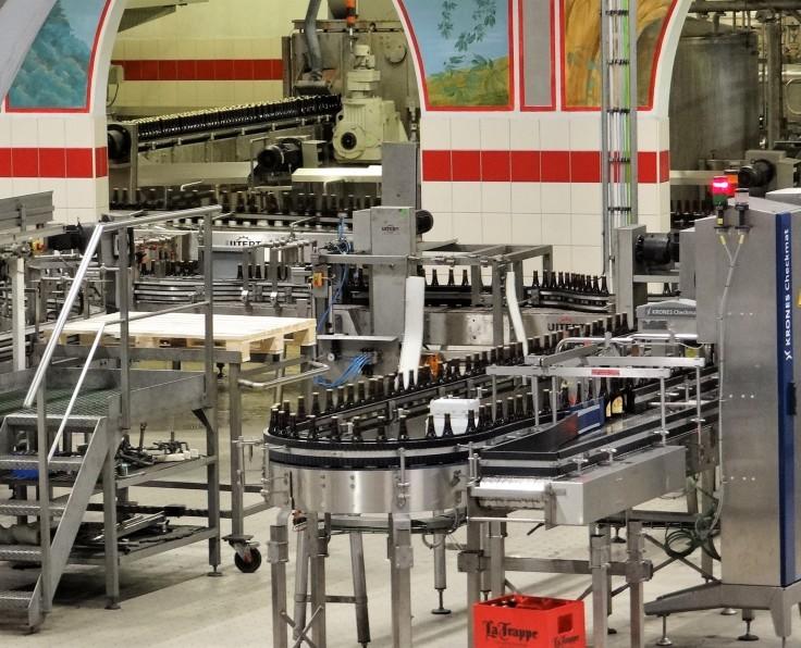 La Trappe Bottling Line