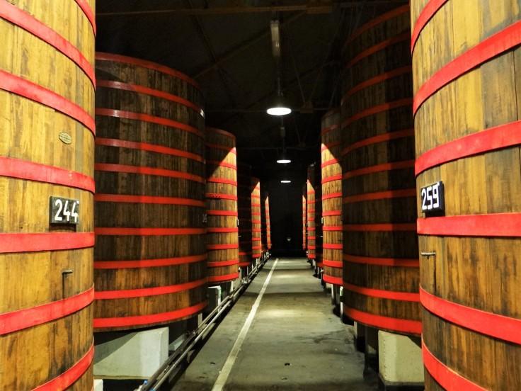 Rodenbach Barrels1