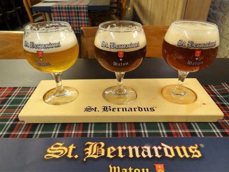 St Bernardus Flight