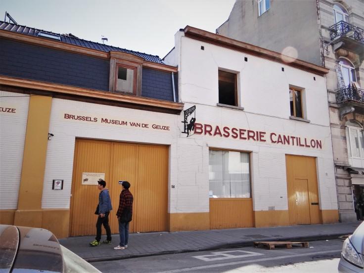 Cantillon Exterior