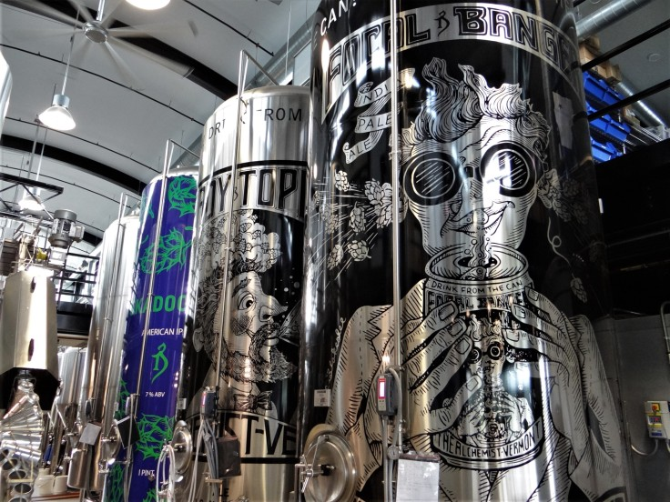 Alchemist Fermentation Tanks
